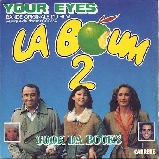 your eyes cook da books colonna sonora il tempo delle mele 2