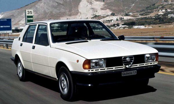 La storia dell'auto: Nuova GIULIETTA