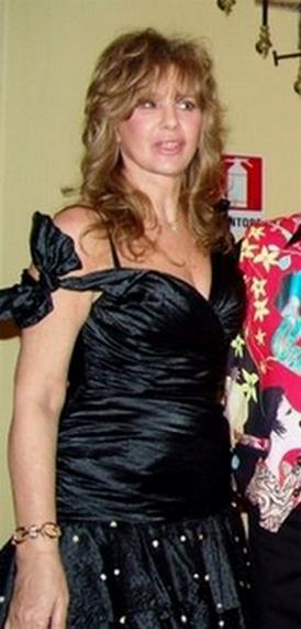 Anna Maria Rizzoli in una foto degli ultimi anni