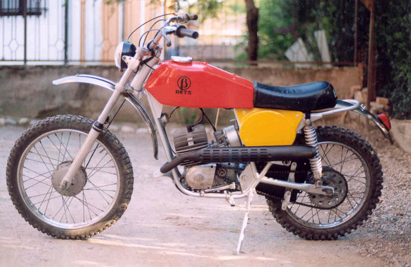 Beta Cross del 1974