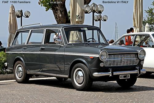 Fiat 1100 R familiare