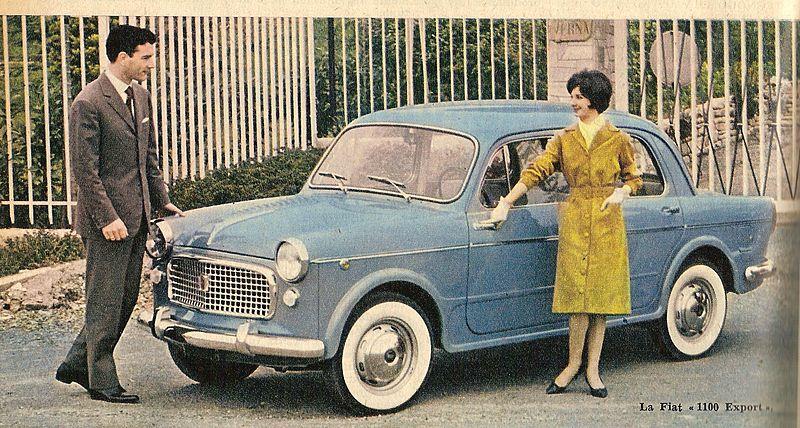 FIAT 1100 1961