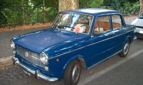 La storia dell'auto: FIAT 1100 D e R