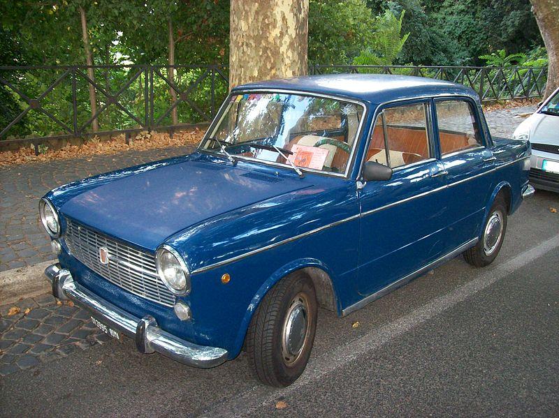 Fiat 1100 R del 1967
