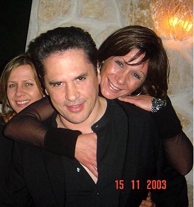 Paul Mazzolini nel 2003