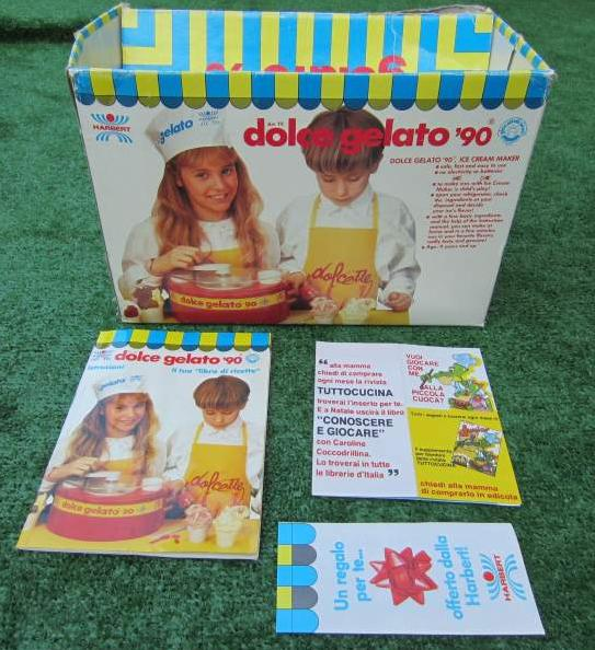harbert dolce gelato anni 90