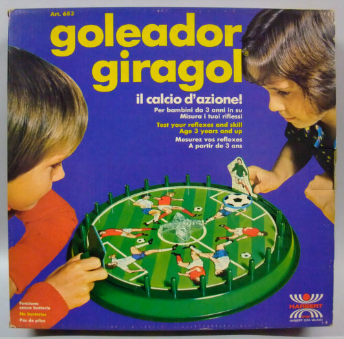 harbert goleador giragol