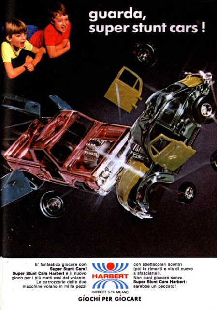 harbert super stunt cars