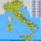 &nbsp;<center> Previsioni del tempo - Oroscopo e Almanacco del giorno 24 GENNAIO
