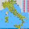 &nbsp;<center> Previsioni del tempo - Oroscopo e Almanacco del giorno 01 FEBBRAIO