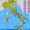 &nbsp;<center> Previsioni del tempo - Oroscopo e Almanacco del giorno 05 MARZO