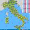 &nbsp;<center> Previsioni del tempo - Oroscopo e Almanacco del giorno 26 MARZO