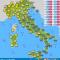 &nbsp;<center> Previsioni del tempo - Oroscopo e Almanacco del giorno 27 MARZO