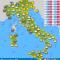 &nbsp;<center> Previsioni del tempo - Oroscopo e Almanacco del giorno 19 APRILE