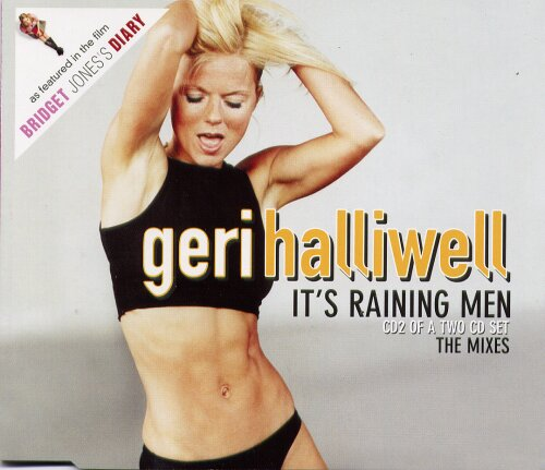 Geri Halliwell - It's Raining men - 2001