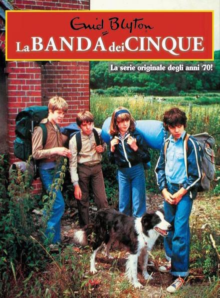 la banda dei cinque serie tv 1978