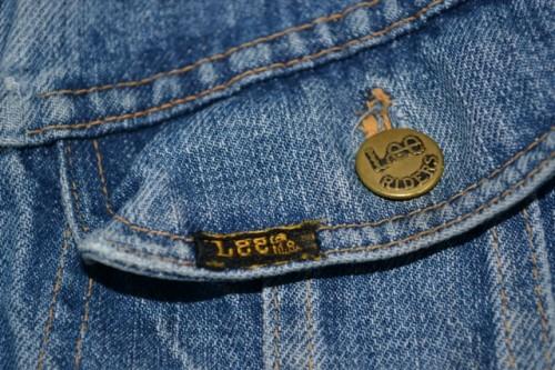 lee jeans vintage 1972 pooh