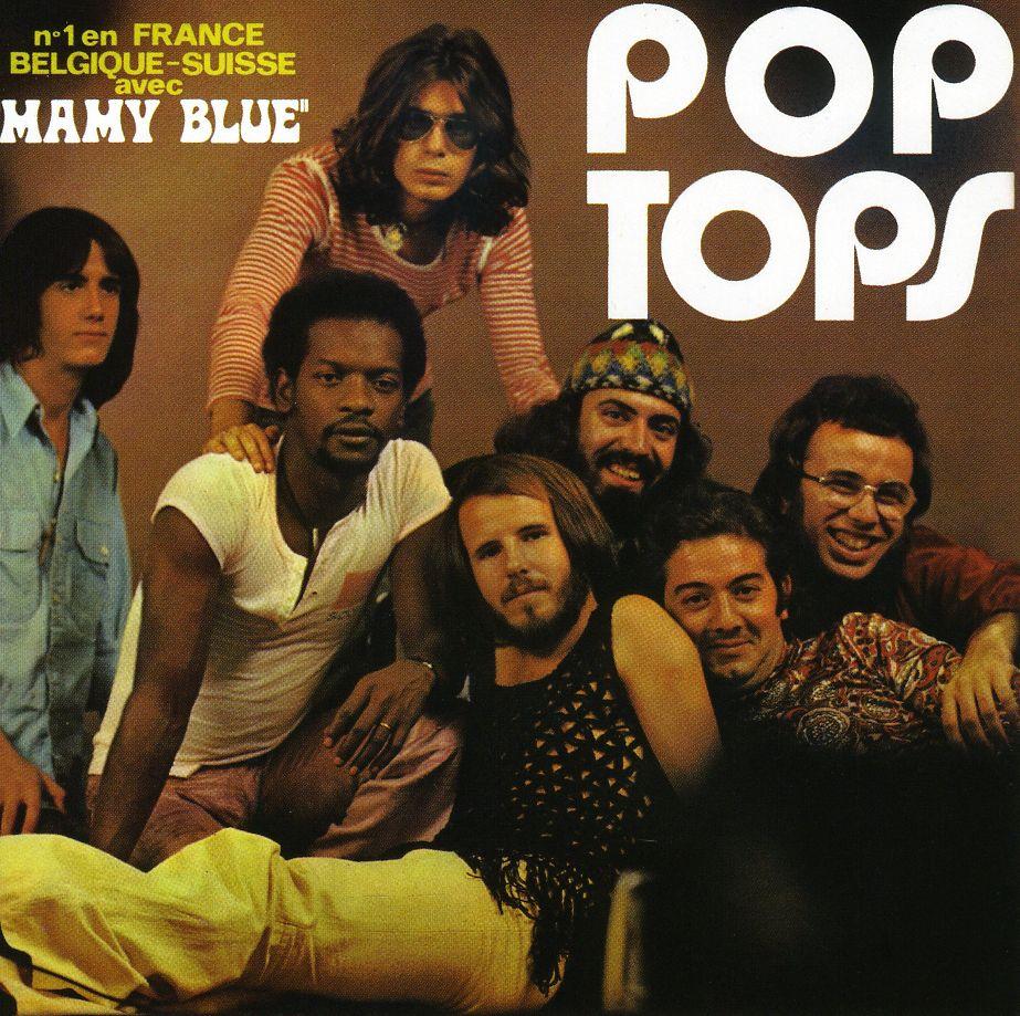 mamy blue pop tops copertina