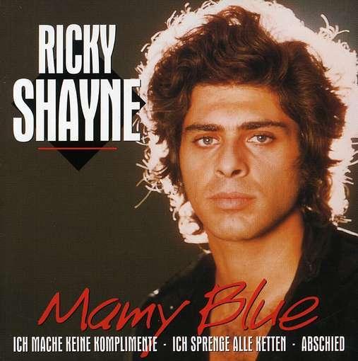 mamy blue ricky shayne 1971 copertina
