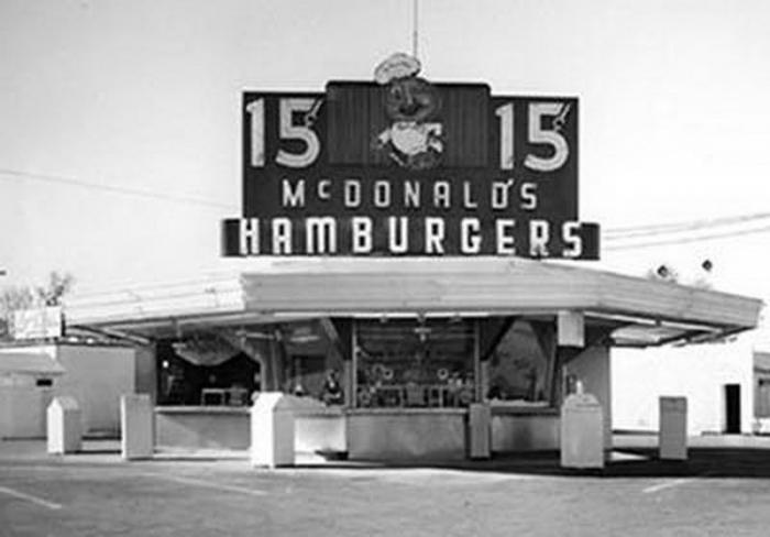McDonald's - Primo Ristorante a San Bernardino