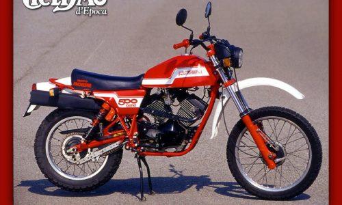 MOTO MORINI CAMEL 500 – (1982/1984) – Italia