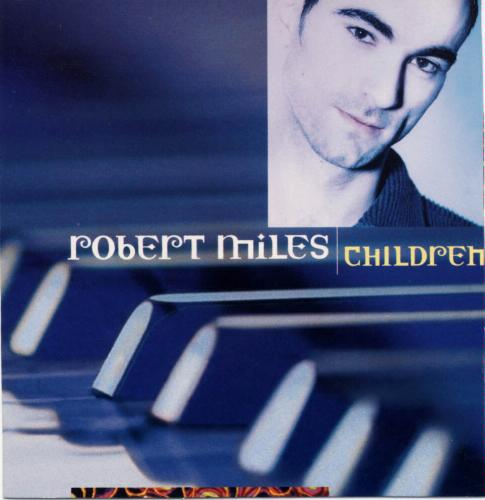 Children - Robert Miles - copertina