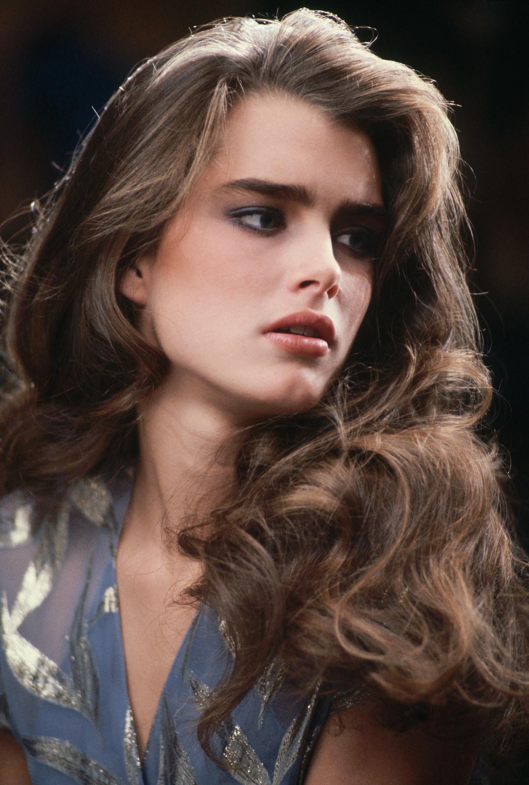 Brooke Shields primi anni 80