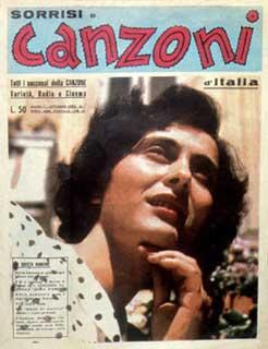 Sorrisi e Canzoni - Il primo numero del 1952