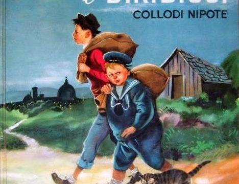 SUSSI e BIRIBISSI – Collodi (Nipote) – (1902)