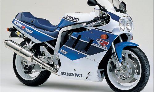 SUZUKI GSX-R (Dal 1984) – Giappone