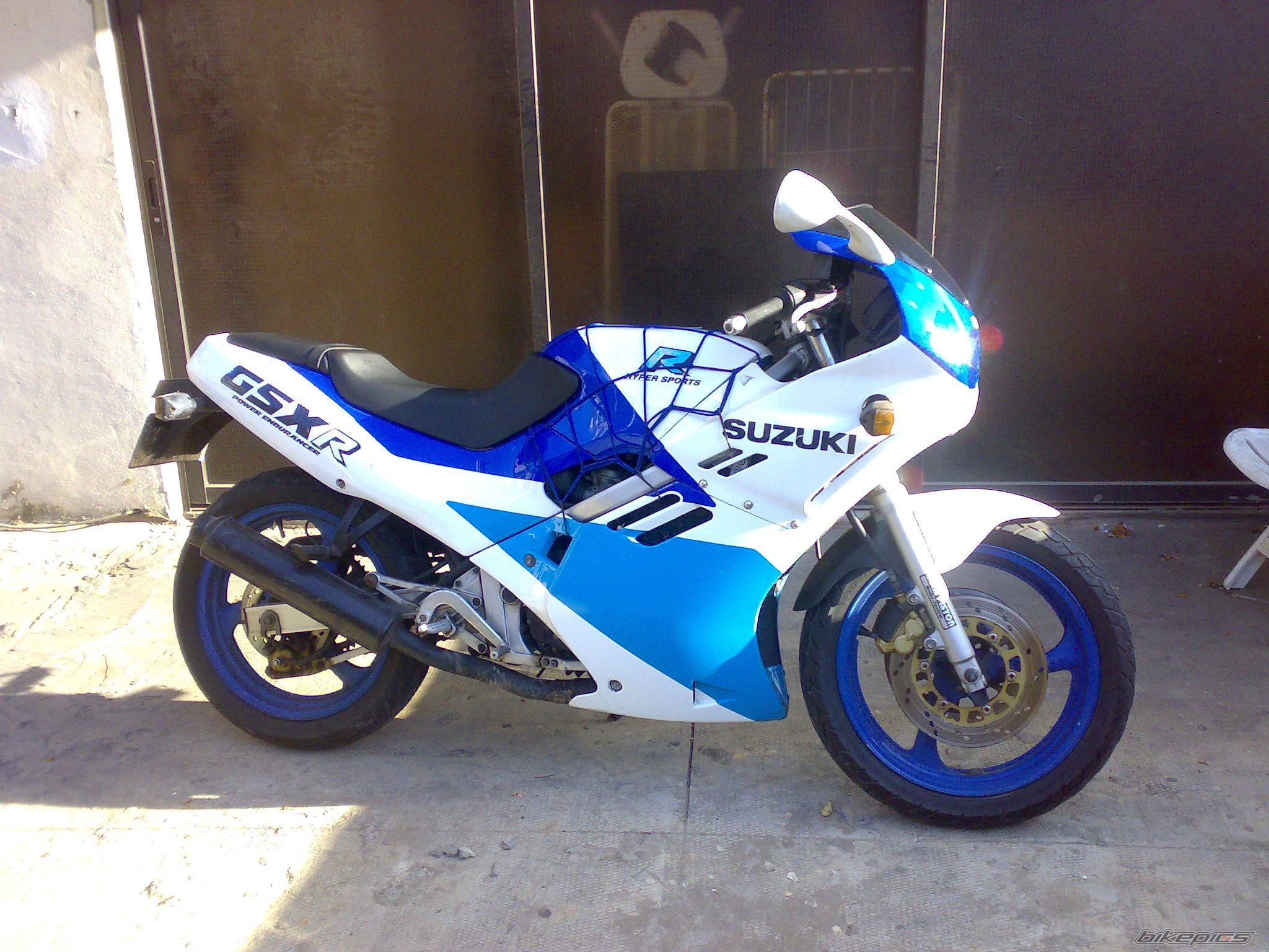 suzuki gsx-r 250 1987