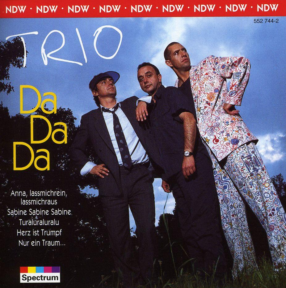 trio da da da 1982 copertina