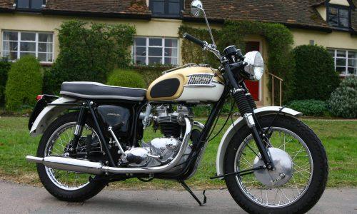 TRIUMPH BONNEVILLE – (Dal 1959) – Inghilterra