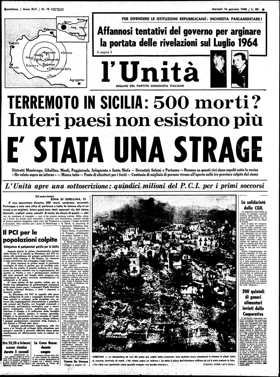 unita_terremoto_belice_giornale_epoca_