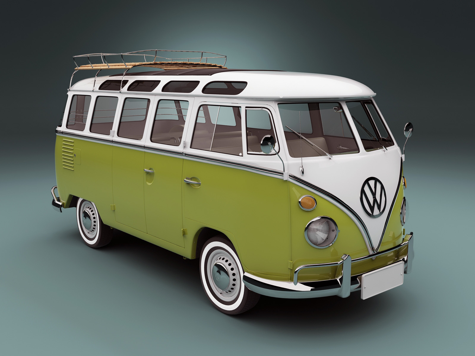 volkswagen bulli t1 samba bus