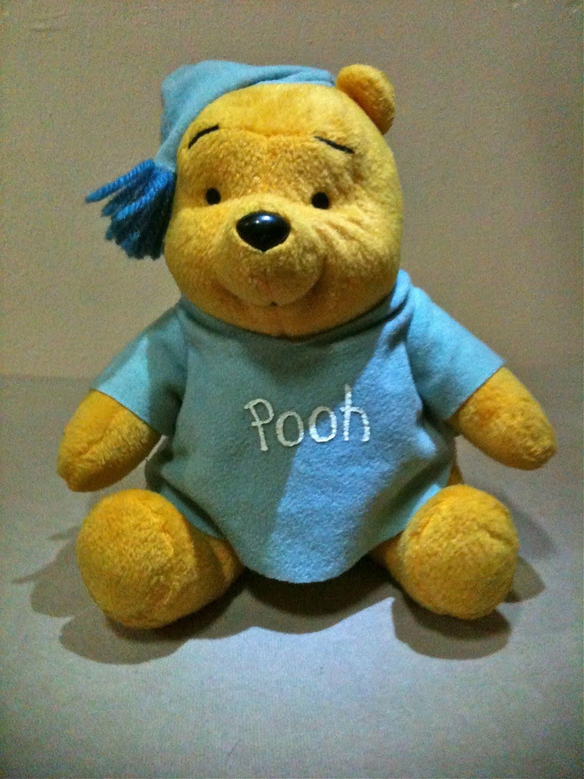 Winnie The Pooh fine anni '90