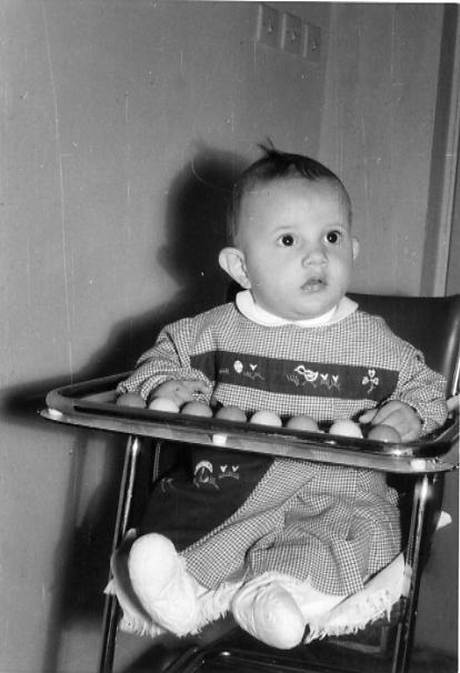 1963 - Eccomi al mondo....