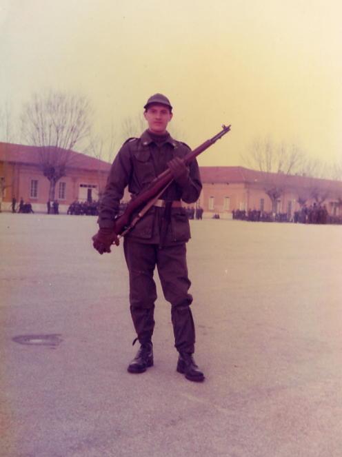 1983 il CAR a Falconara