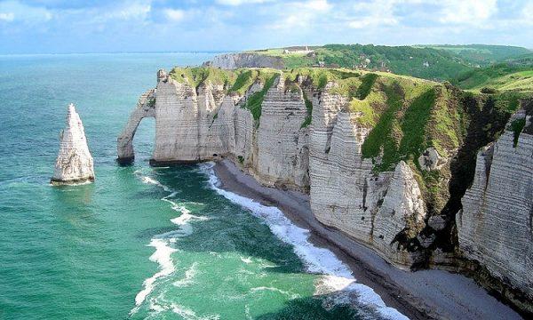 ETRETAT (Normandia) – Spettacolo Unico