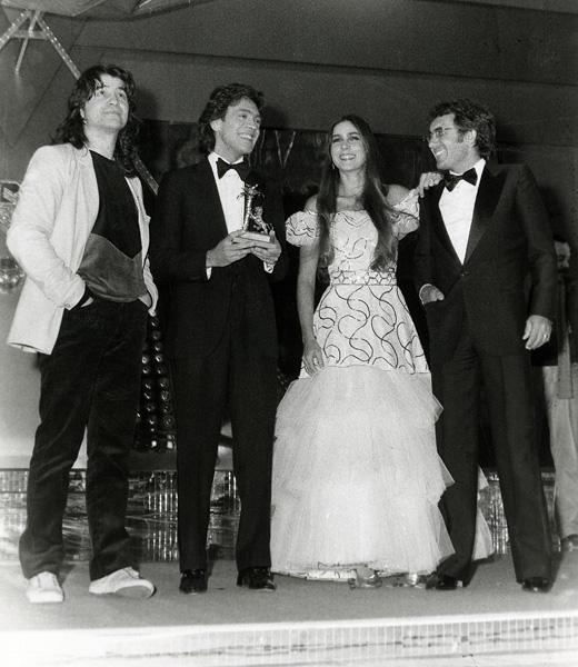 Festival di Sanremo 1982 Drupi Fogli Romina e Al Bano