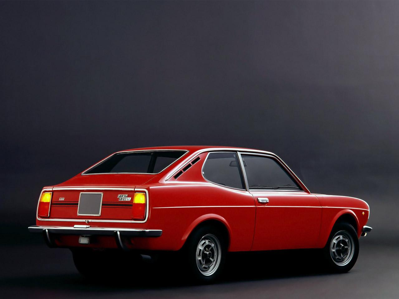Fiat 128 Coupe' SL 1971
