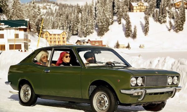Storia dell'auto: FIAT 128 COUPE' – (1971/1978)
