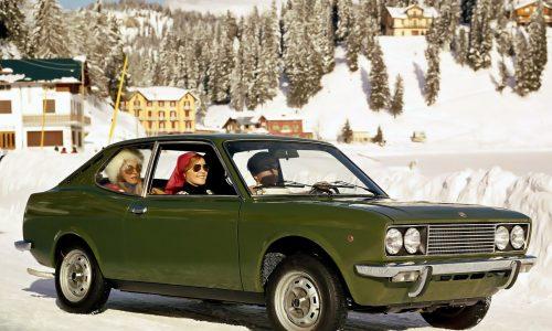Storia dell'auto: FIAT 128 COUPE' – (1971/1978)
