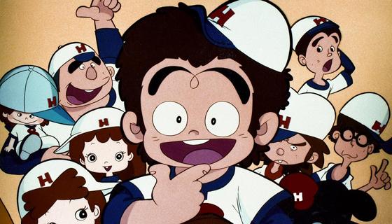 Il-fichissimo-del-baseball-anime-manga