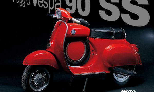 VESPA PIAGGIO 90 SS – (1965/1971) – Italia