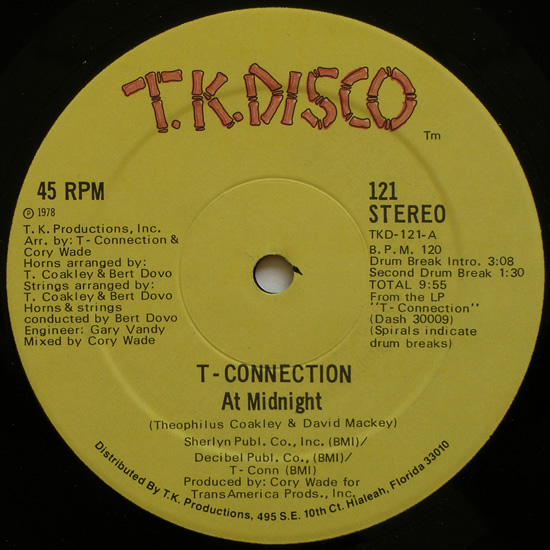 T-Connection At Midnight