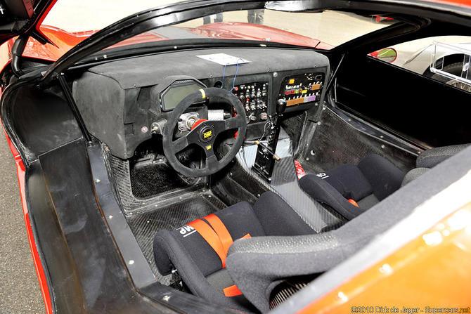 Alfa Romeo TZ3 Corsa - Interni -