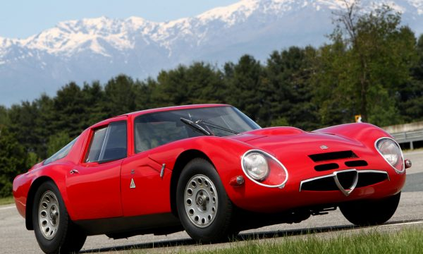Storia dell'auto: ALFA ROMEO GIULIA TZ TZ2 – (1963/1965)