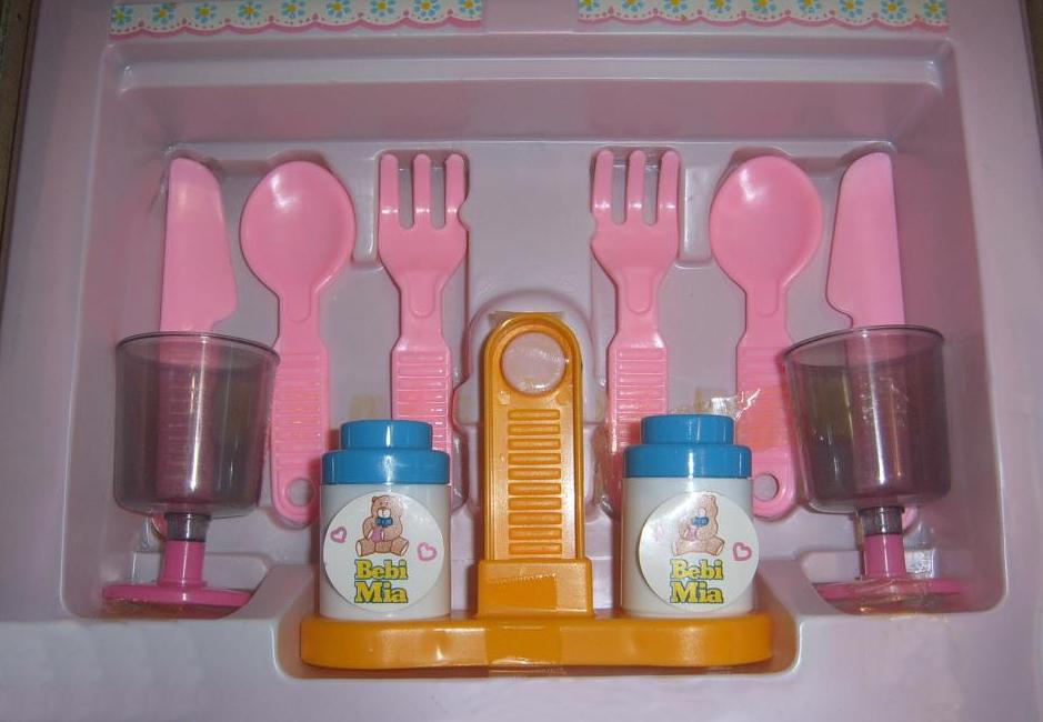 Alcuni accessori di Bebi Mia