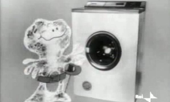 CASTOR Carosello con Buc il Bucaniere – (Dal 1955)